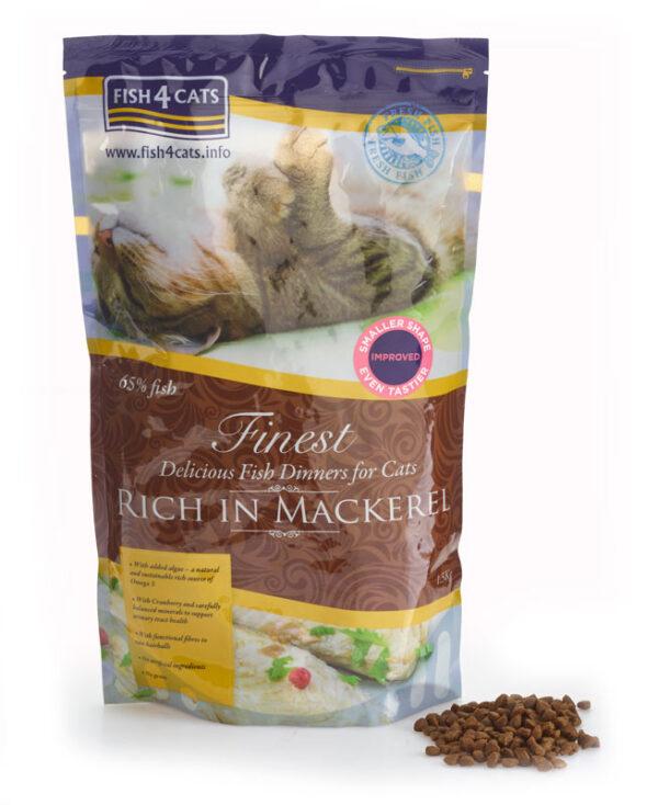 Karma dla kota Fish4Cats Finest Mackerel z Makreli