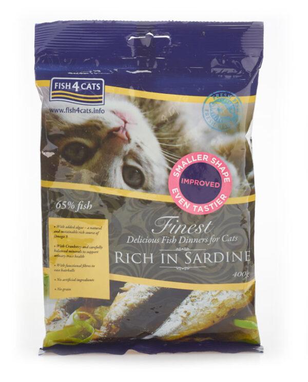 Karma dla kota Fish4Cats Finest Sardine z Sardynki