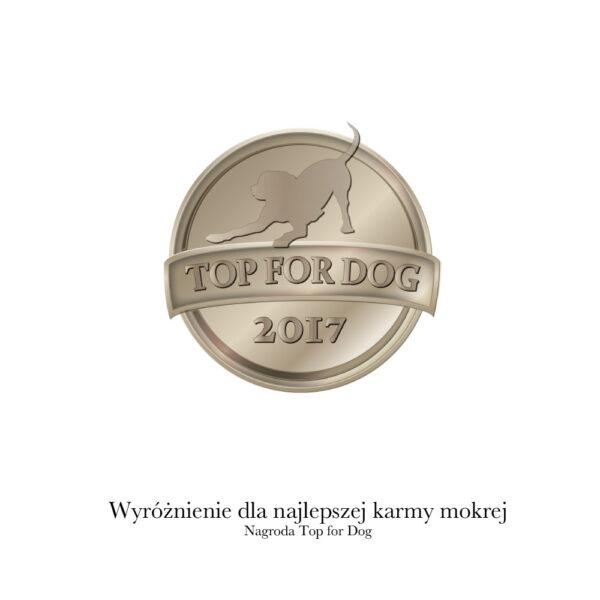 Nagroda Top for Dog