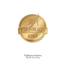 Nagroda Top for Dog