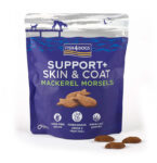 Suplement diety dla psów Fish4Dogs Mackerel Morsels na skórę i sierść