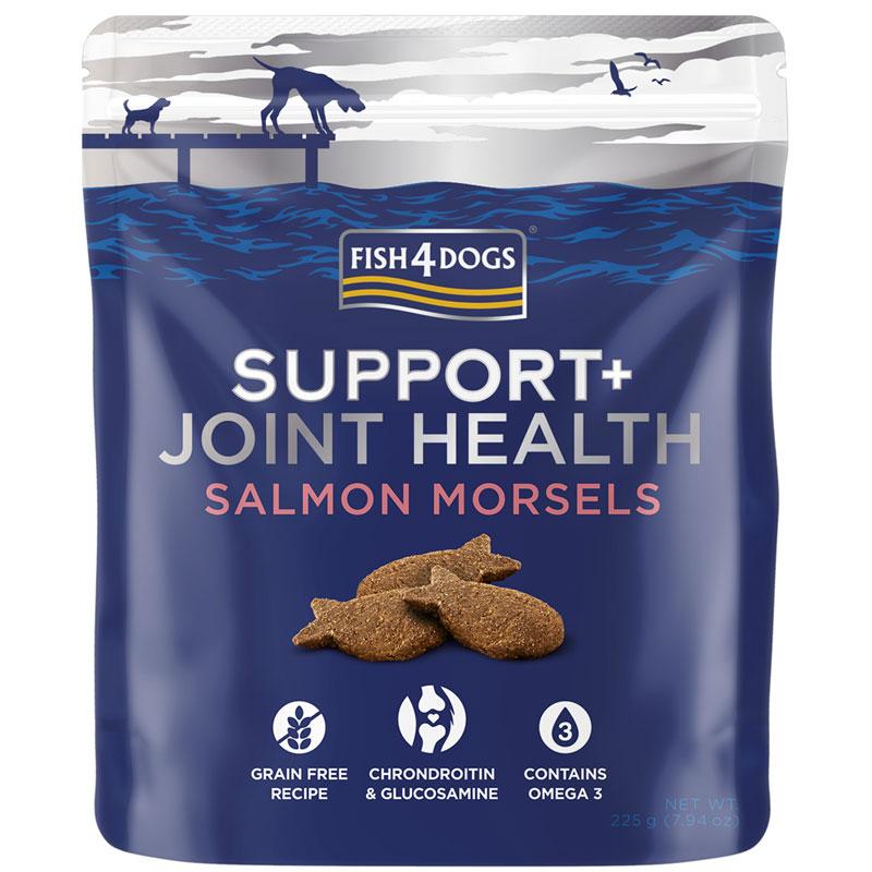 Suplement diety dla psów Fish4Dogs Mackerel Morsels na stawy