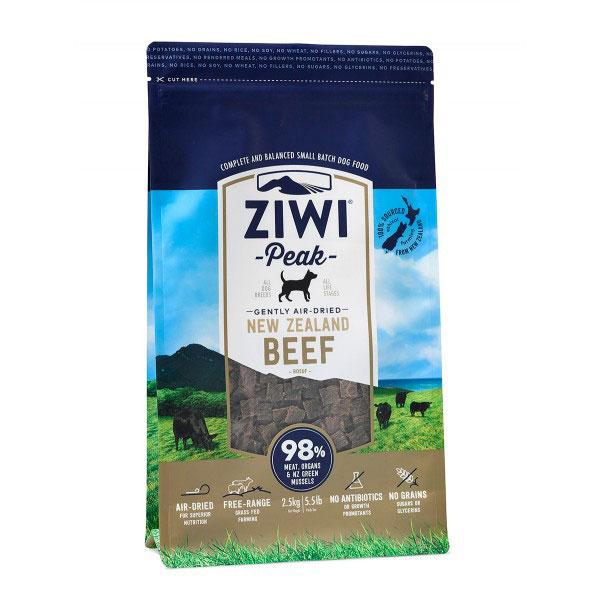 Karma dla psa Ziwi Peak Beef - Wołowina