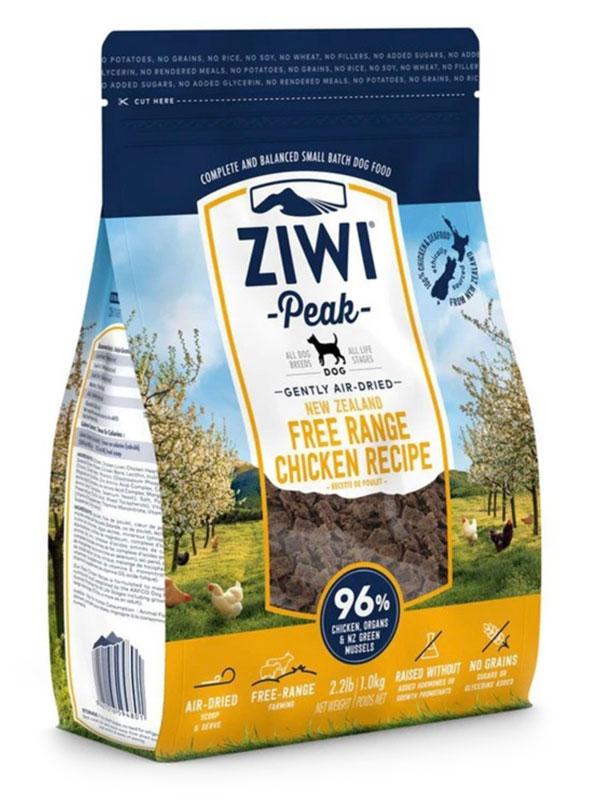 Karma dla psa Ziwi Peak Chicken - Kurczak