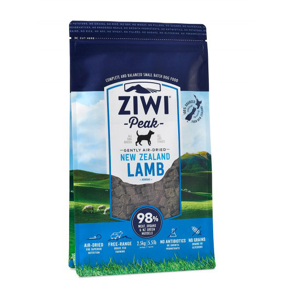 Karma dla psa Ziwi Peak Lamb - Jagnięcina