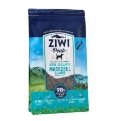 Karma dla psa Ziwi Peak Mackerel and Lamb - Makrela i Jagnięcina