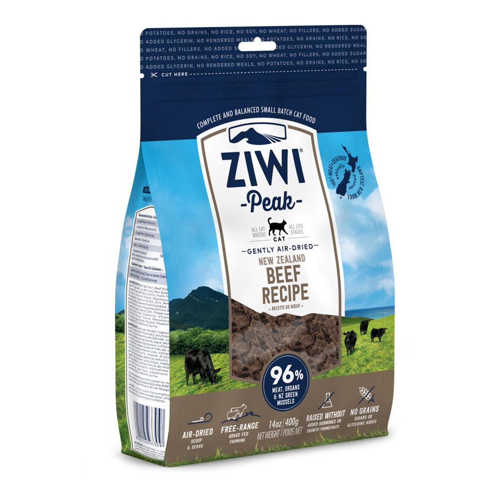 Karma dla kota Ziwi Peak Beef - Wołowina 400 g front