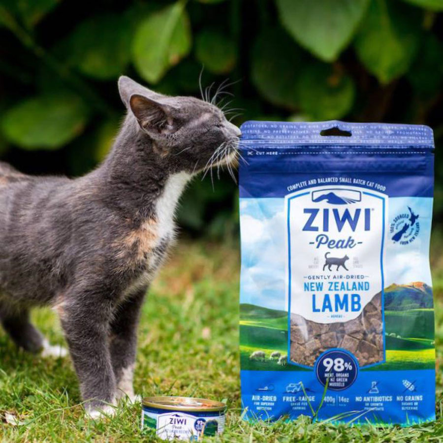 Karma dla kota Ziwi Peak Lamb - Jagnięcina