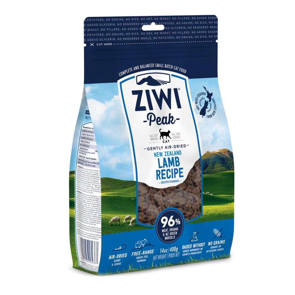 Karma dla kota Ziwi Peak Lamb - Jagnięcina 400 g front