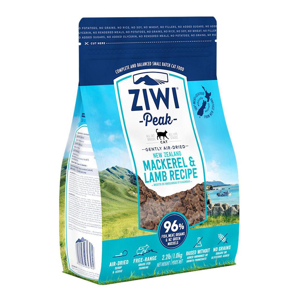 Karma dla kota Ziwi Peak Mackerel&Lamb - Makrela i Jagnięcina 400 g front