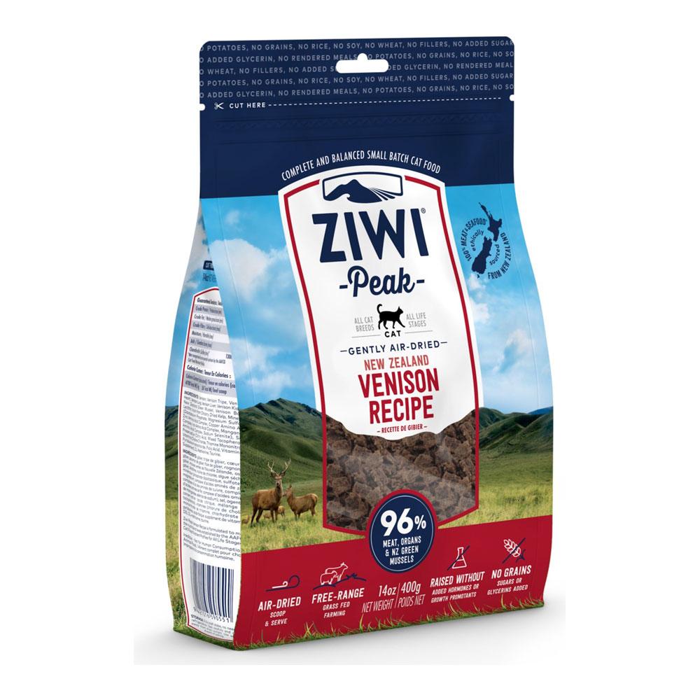 Karma dla kota Ziwi Peak Venision - Dziczyzna 400 g front