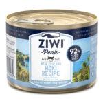 karma dla kota Ziwi Peak Hoki - Murina puszka 185g front