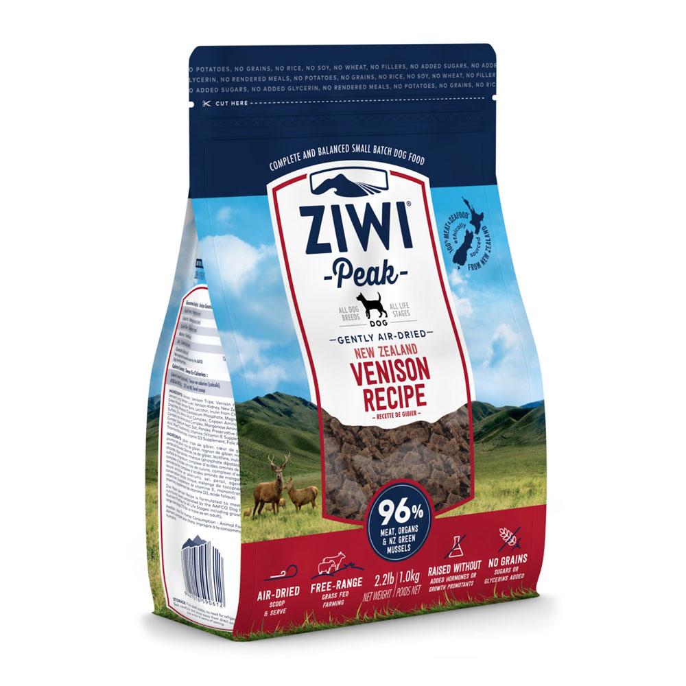 Karma dla psa Ziwi Peak Venision - Dziczyzna 1 kg tył