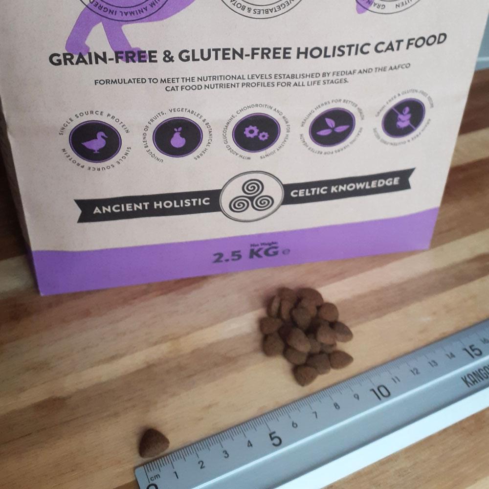 karma sucha dla kota Celtic Kaczka z Przepiórką i Bażantem